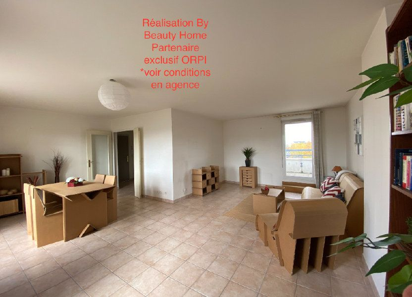 Appartement à vendre 93.5m2 à Cergy