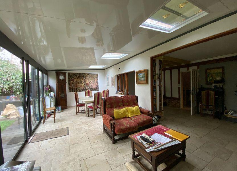 Maison à vendre 106m2 à Jouy-le-Moutier