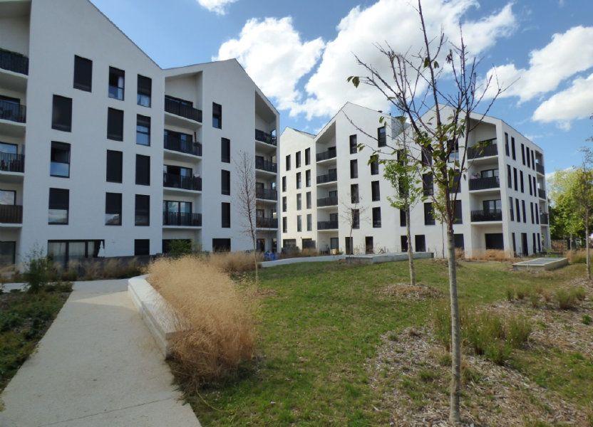 Appartement à vendre 26.69m2 à Jouy-le-Moutier
