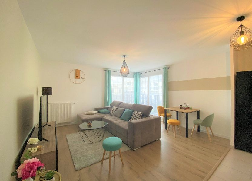 Appartement à vendre 60.58m2 à Cergy