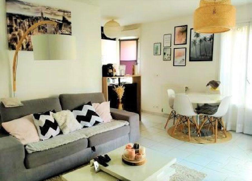 Appartement à vendre 38.82m2 à Cergy