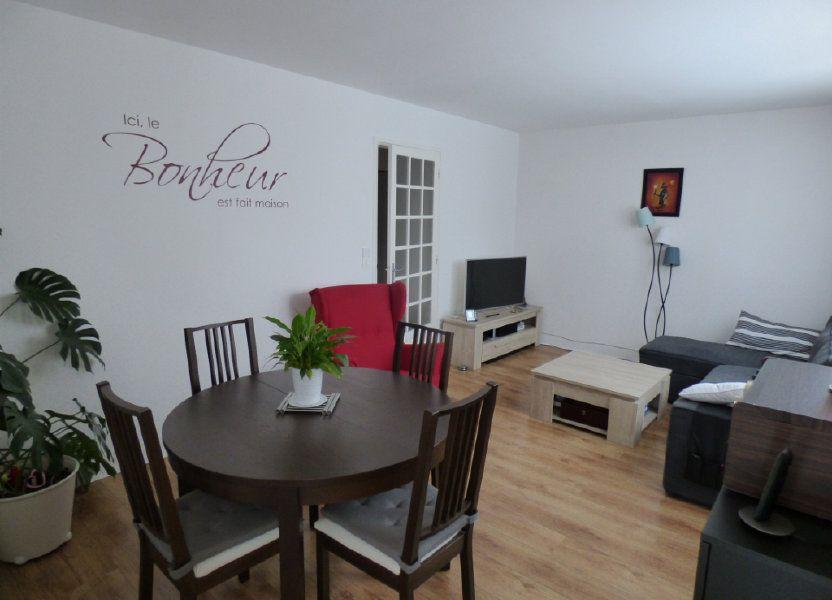 Appartement à vendre 83.66m2 à Maurecourt