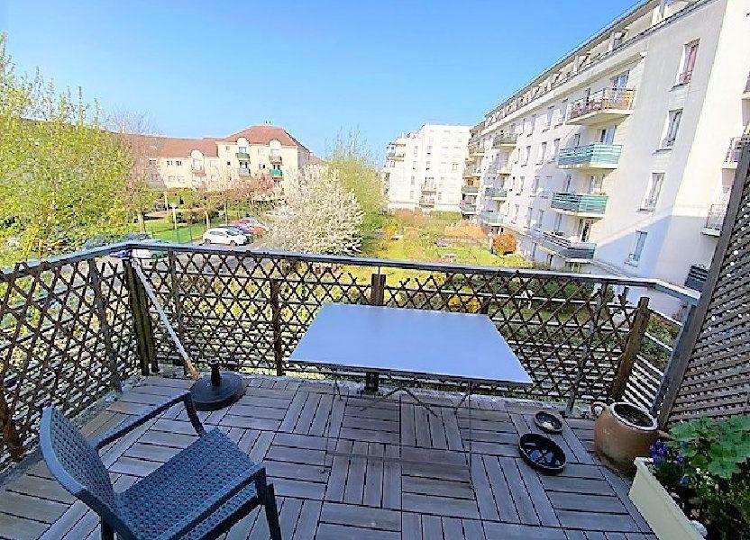 Appartement à vendre 82m2 à Cergy