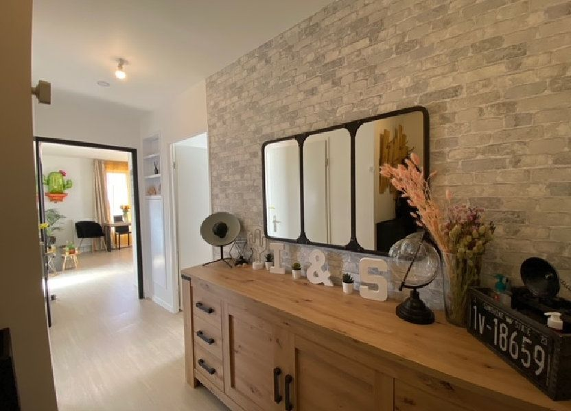 Appartement à vendre 57.7m2 à Cergy