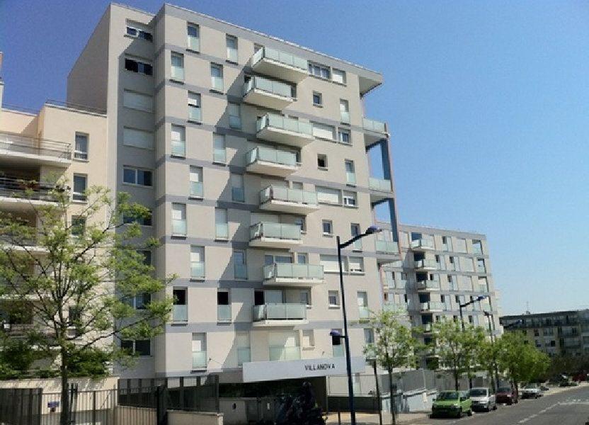 Appartement à vendre 61.62m2 à Cergy