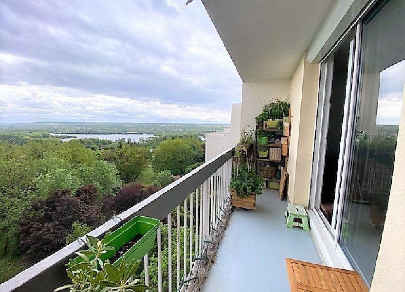 Appartement à vendre 74m2 à Cergy