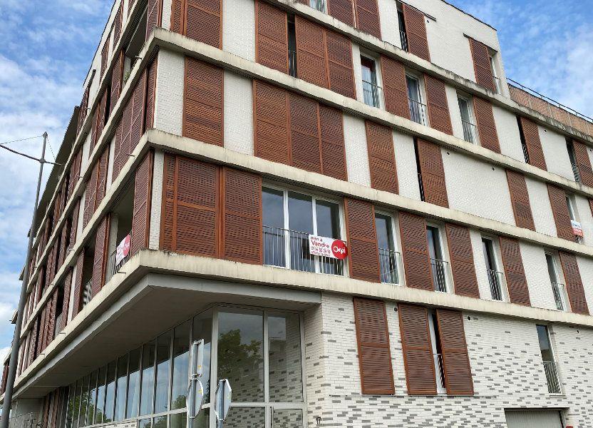 Appartement à vendre 71.88m2 à Cergy