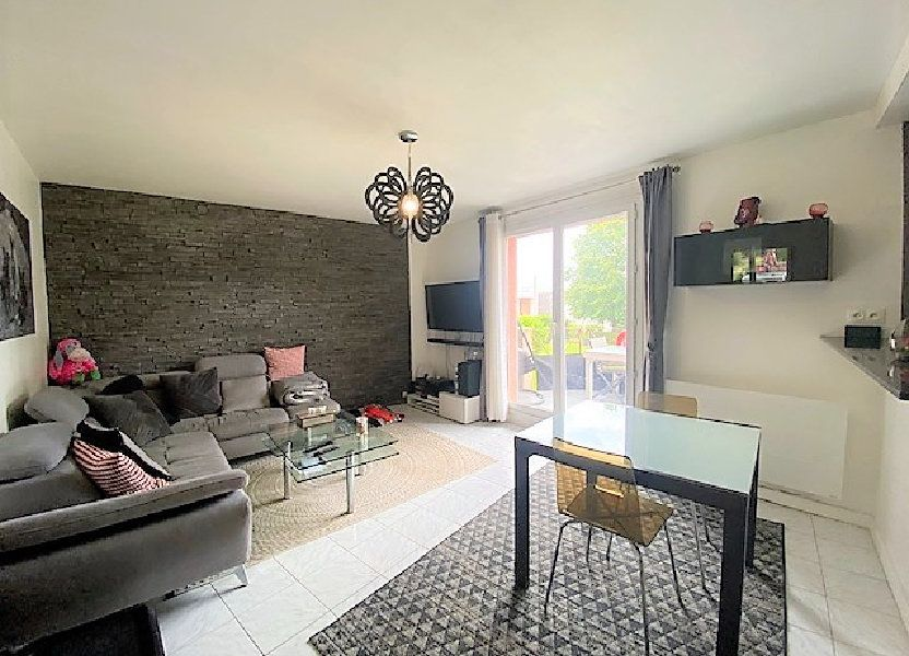 Appartement à vendre 67m2 à Cergy