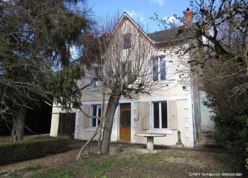 Maison à vendre 85m2 à Le Lardin-Saint-Lazare