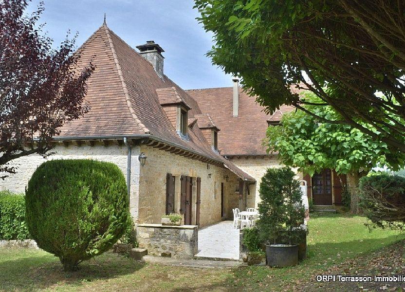 Maison à vendre 146m2 à Salignac-Eyvigues