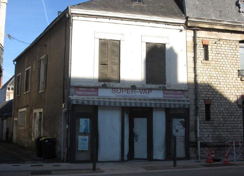 Immeuble à vendre 130m2 à Terrasson-Lavilledieu