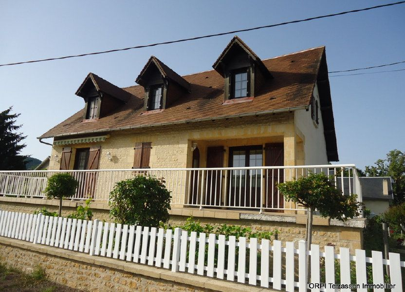 Maison à vendre 138m2 à Le Lardin-Saint-Lazare