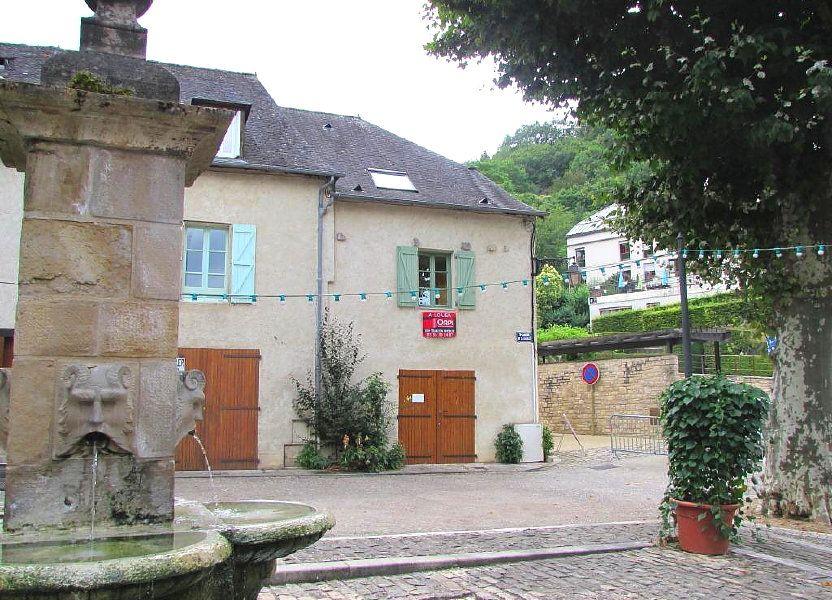 Maison à vendre 63m2 à Terrasson-Lavilledieu