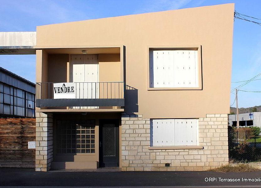 Maison à vendre 135m2 à Terrasson-Lavilledieu