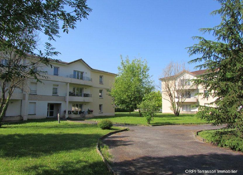 Appartement à vendre 51m2 à Terrasson-Lavilledieu