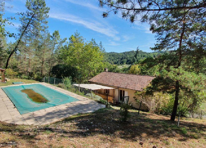 Maison à vendre 134m2 à Auriac-du-Périgord
