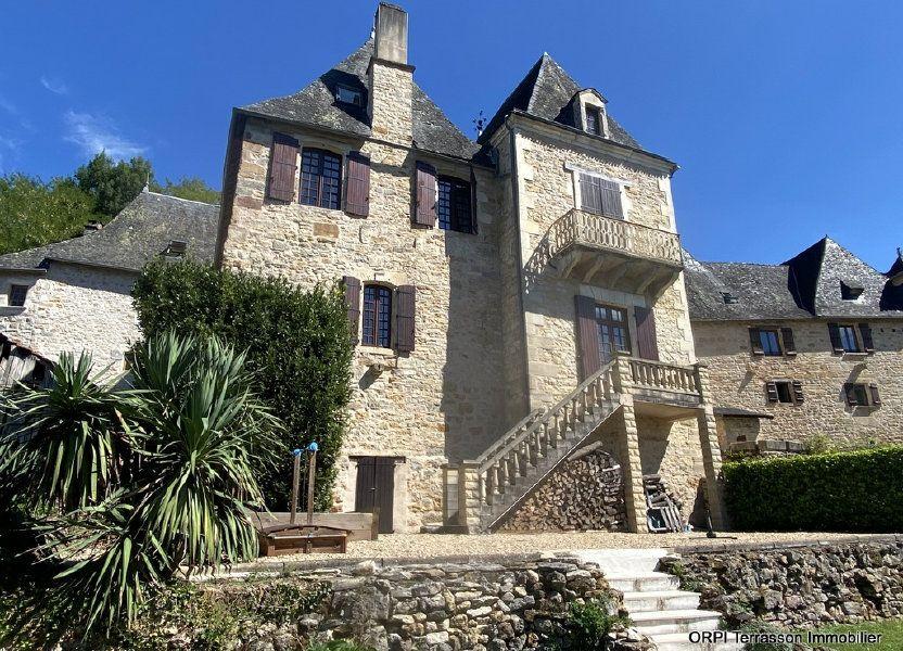 Maison à vendre 230m2 à Terrasson-Lavilledieu