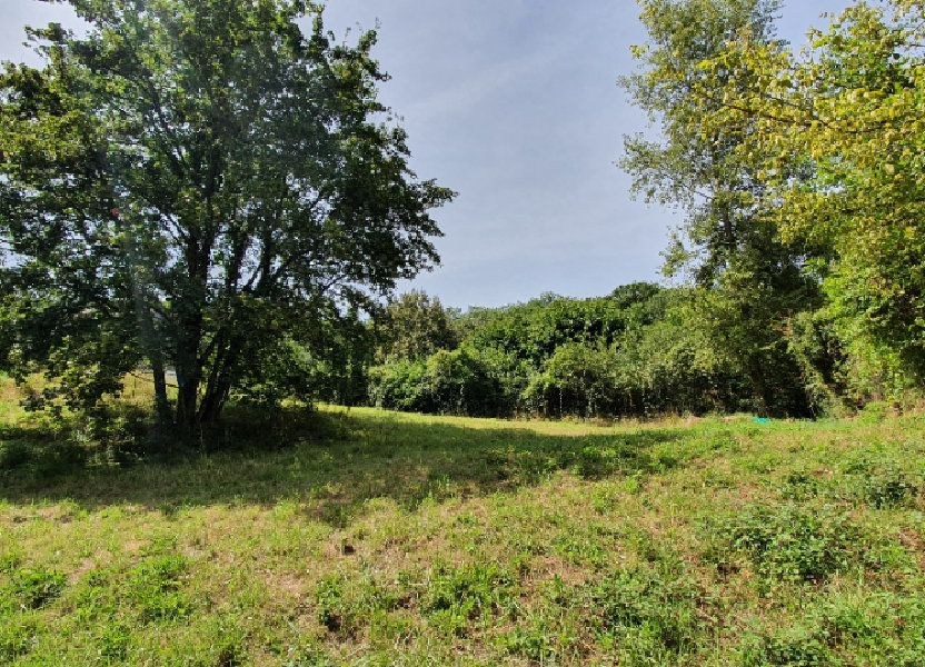 Terrain à vendre 593m2 à Lissac-sur-Couze