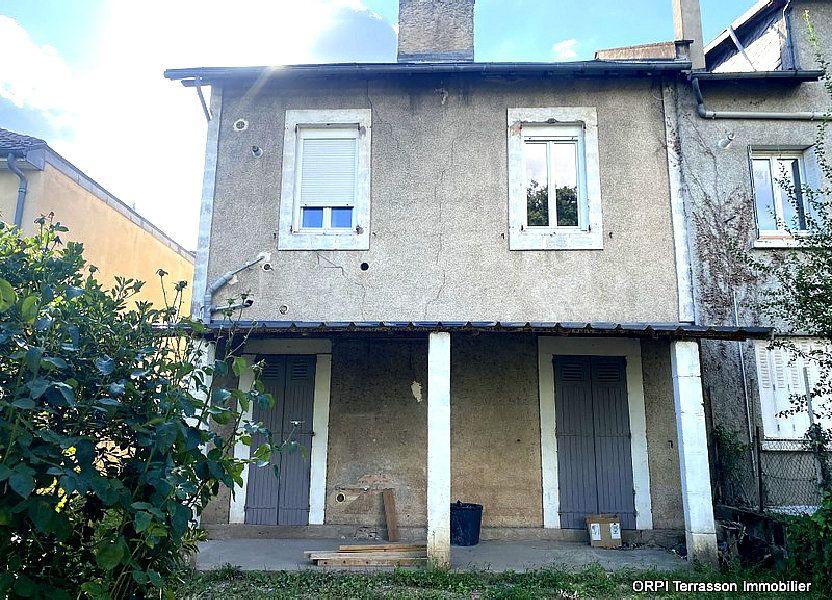 Maison à vendre 137m2 à Terrasson-Lavilledieu