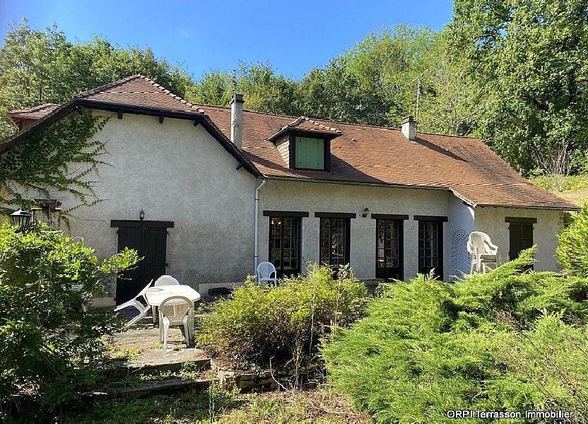 Maison à vendre 138m2 à Terrasson-Lavilledieu