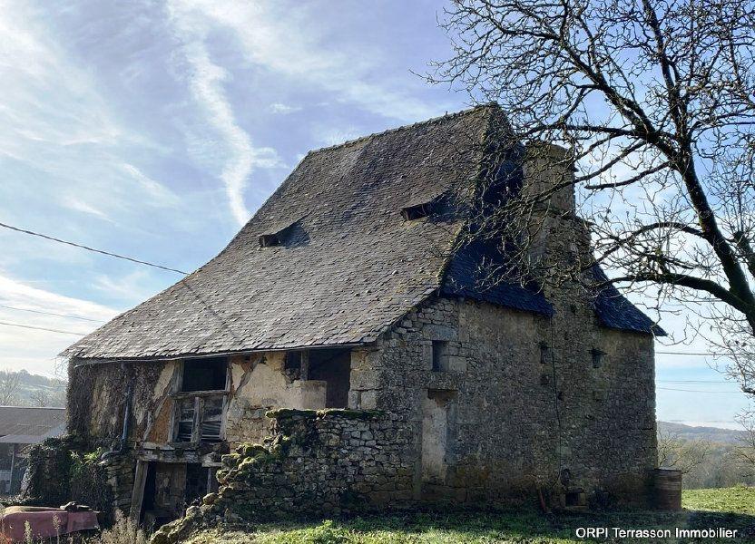 Maison à vendre 94m2 à Terrasson-Lavilledieu