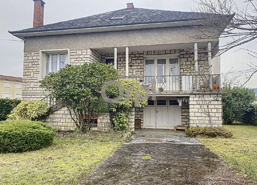 Maison à vendre 102m2 à Terrasson-Lavilledieu