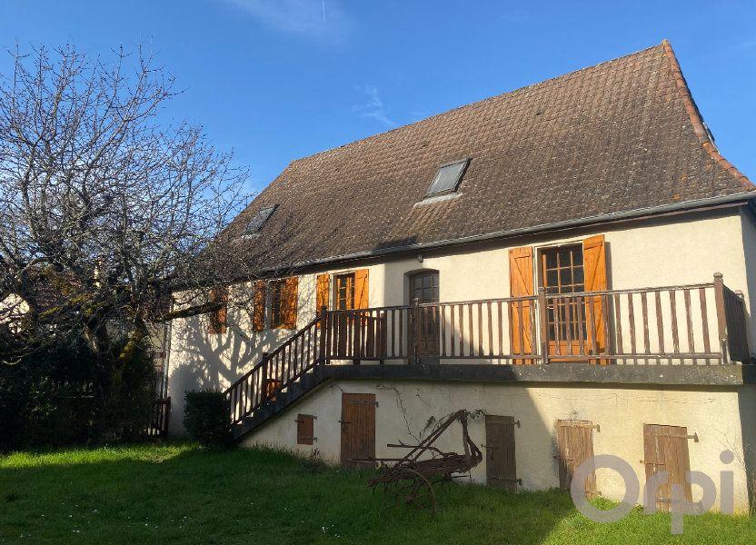 Maison à vendre 96m2 à Le Lardin-Saint-Lazare