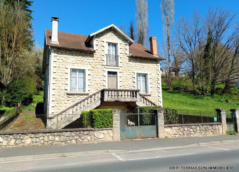 Maison à vendre 122m2 à Terrasson-Lavilledieu