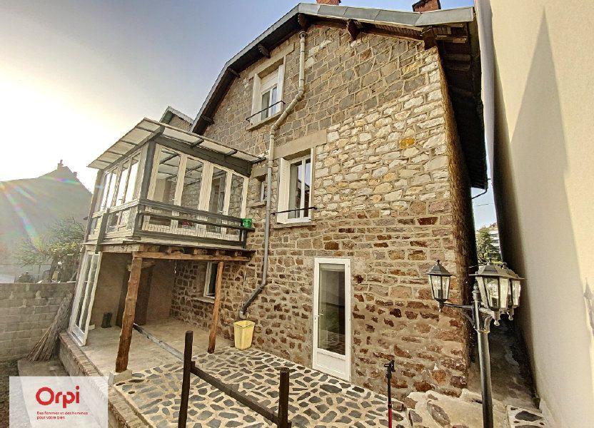Maison à vendre 135m2 à Brive-la-Gaillarde