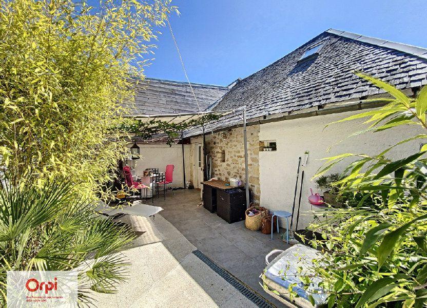Maison à vendre 47m2 à Le Lardin-Saint-Lazare