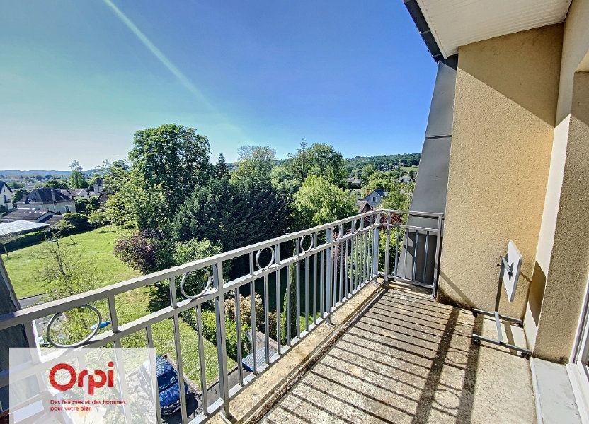 Appartement à louer 45.41m2 à Terrasson-Lavilledieu