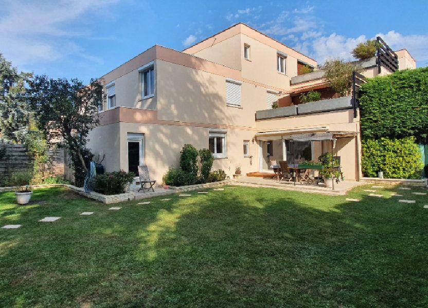 Appartement à vendre 78m2 à Saulx-les-Chartreux