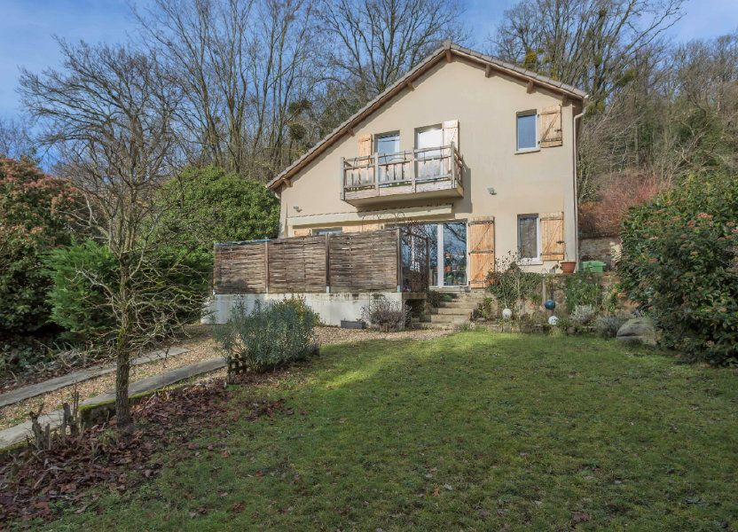 Maison à vendre 132m2 à Saulx-les-Chartreux