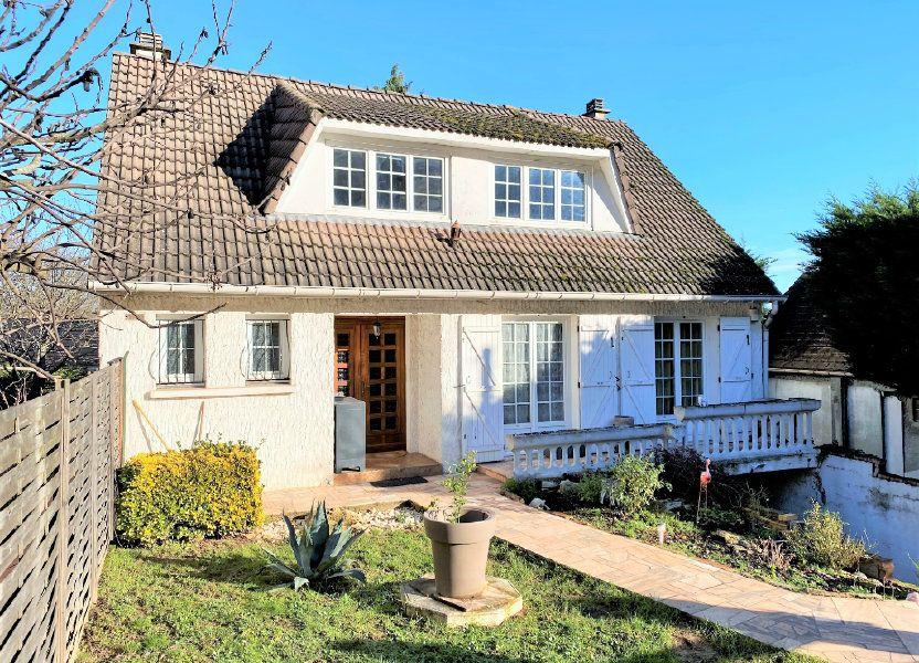 Maison à vendre 152m2 à La Ville-du-Bois