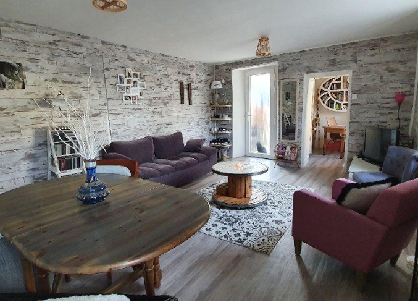 Maison à vendre 76m2 à Saulx-les-Chartreux