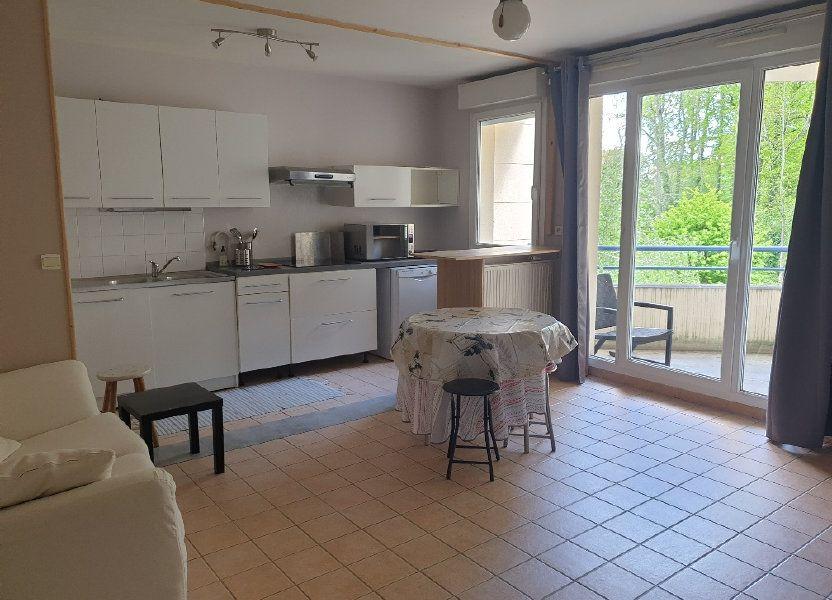 Appartement à louer 39.21m2 à Montévrain