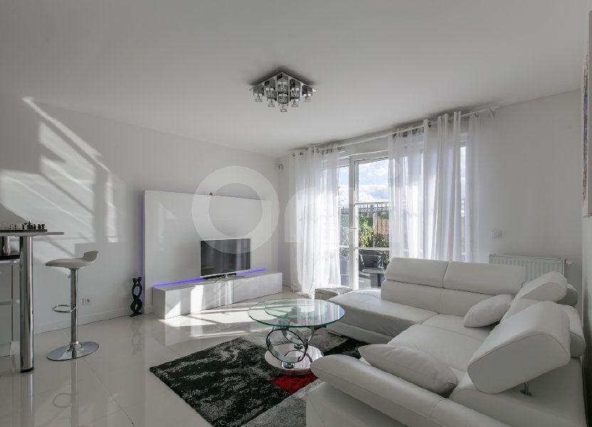 Appartement à vendre 62.9m2 à Montévrain