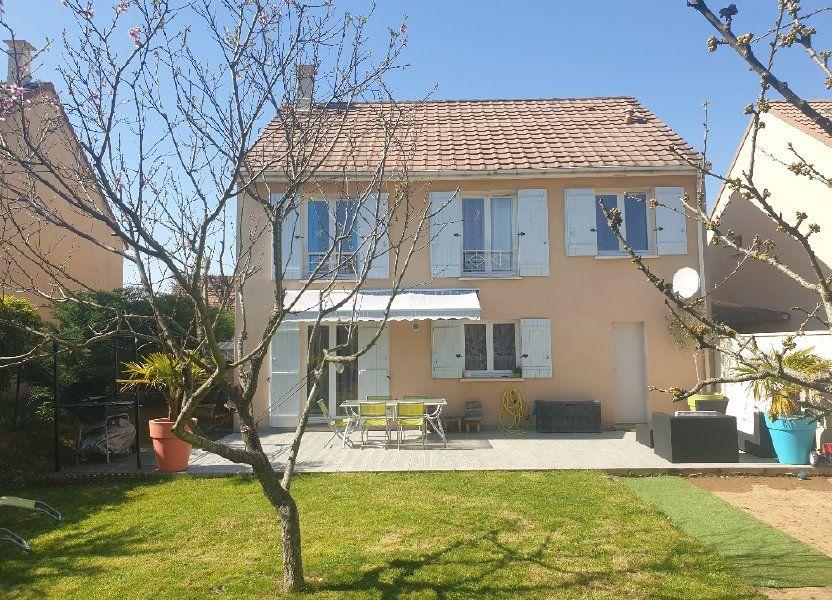 Maison à louer 114.73m2 à Montévrain