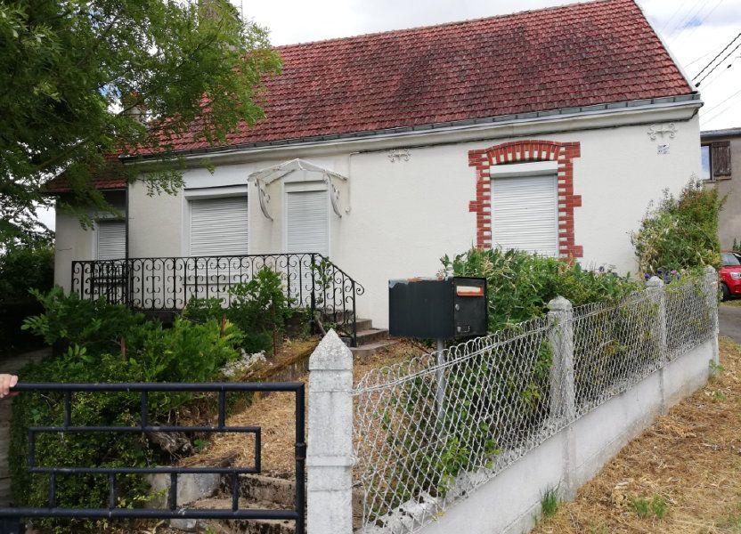 Maison à vendre 87m2 à Lunay