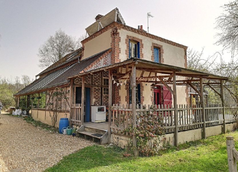 Maison à vendre 355m2 à Authon