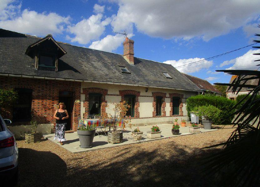 Maison à vendre 150m2 à La Ville-aux-Clercs