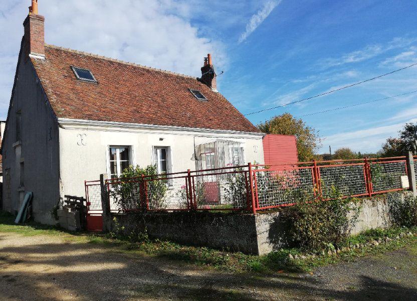 Maison à vendre 98m2 à Houssay