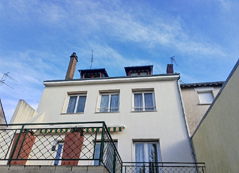 Appartement à vendre 90m2 à Vendôme