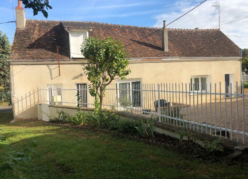 Maison à vendre 110m2 à Thoré-la-Rochette