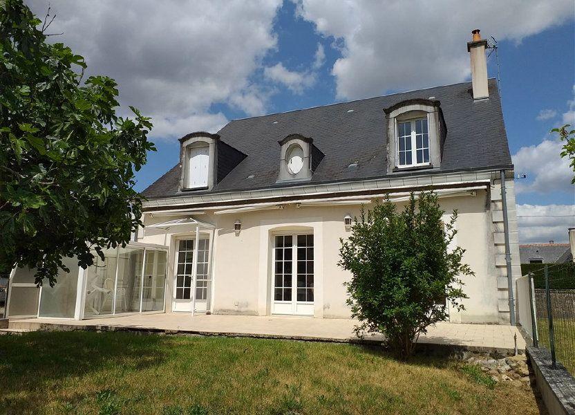 Maison à vendre 188m2 à Montoire-sur-le-Loir