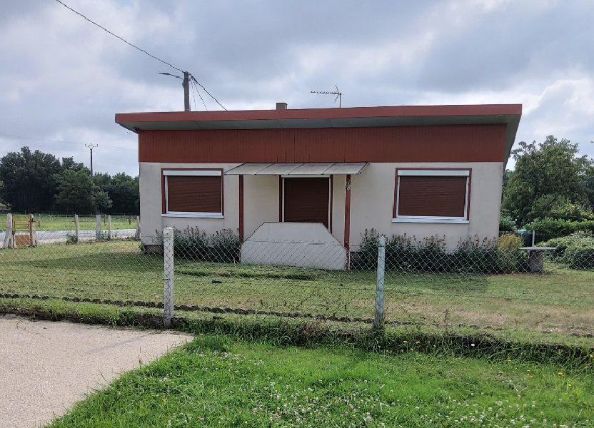 Maison à vendre 65m2 à Saint-Hilaire-la-Gravelle