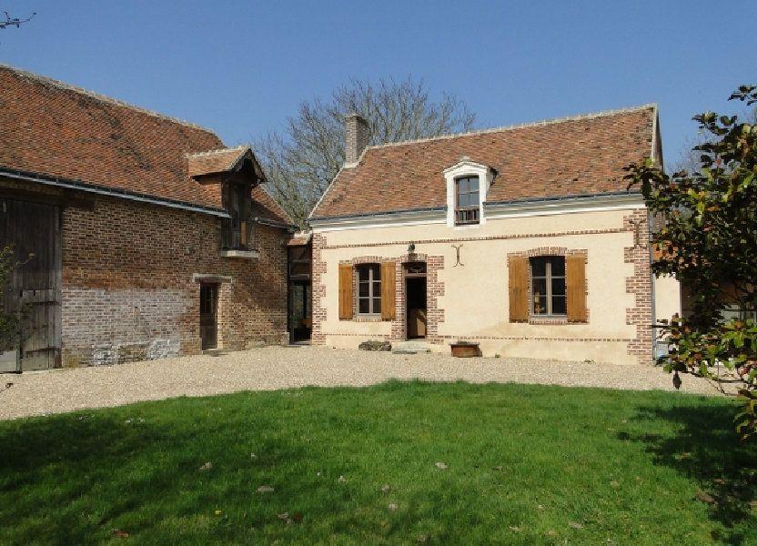 Maison à vendre 215m2 à Prunay-Cassereau