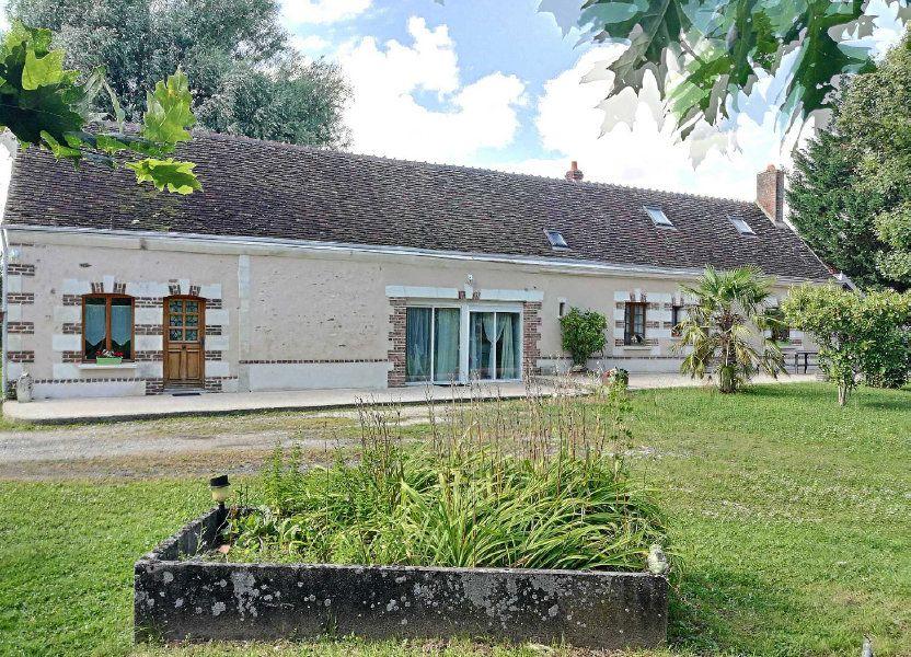 Maison à vendre 210m2 à Prunay-Cassereau