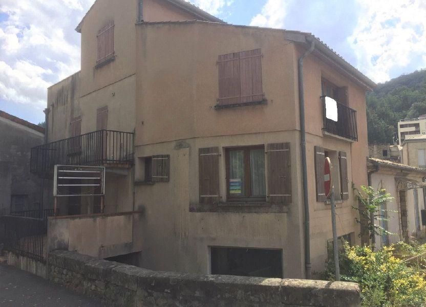 Maison à vendre 150m2 à Vals-les-Bains