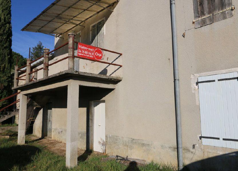 Maison à vendre 140m2 à Vallon-Pont-d'Arc